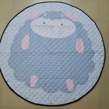 Sheep Pattern Children Blanket