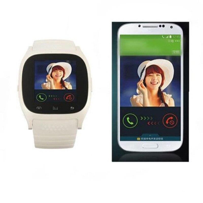 Vrući Smart Bluetooth sat M26 s LED display barometar Alitmeter Mp3 - Pametna elektronika - Foto 4