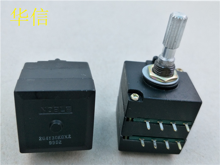 Original new 100% Japan import 204Y30KX2 British audio lab 8000B power amplifier potentiometer 30K (SWITCH) все цены