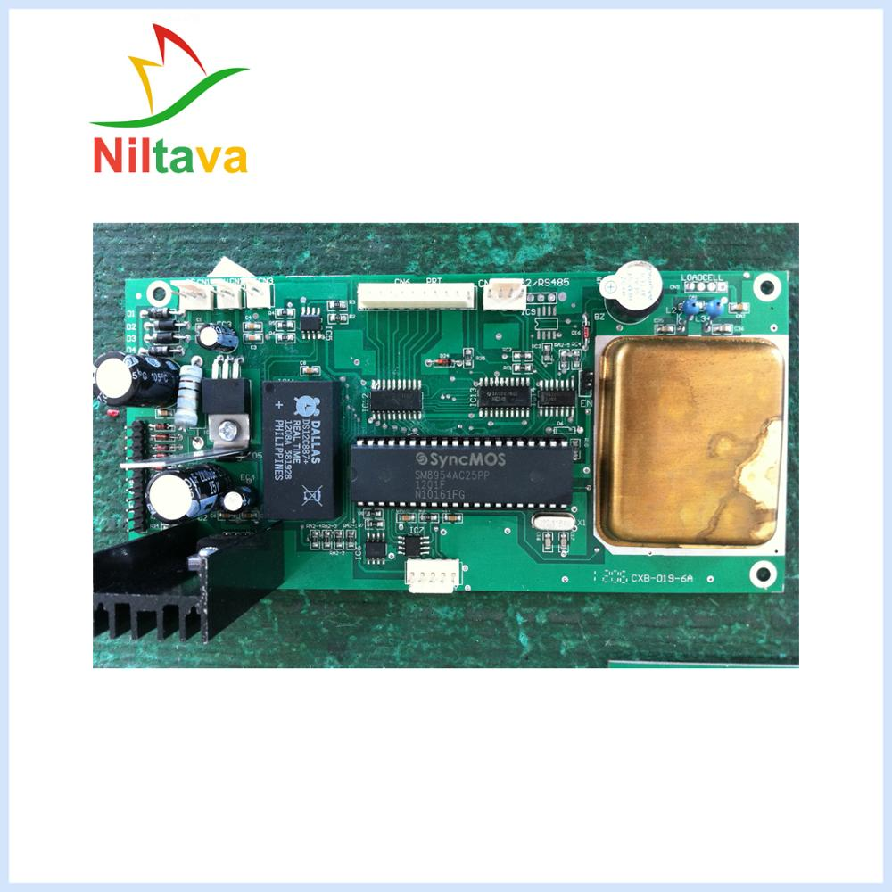 Y1204-A/-B Weighing indicator mian board PCB for replacement