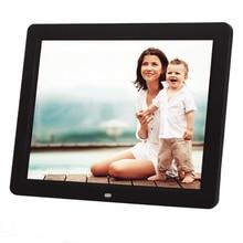"""Цифровая фоторамка 10,"""" HD TFT-LCD 1024*600 Цифровая фоторамка Будильник MP3 MP4 видеоплеер"""