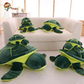 The new super soft plush toy doll cute turtle turtle pillow girl holiday gifts gift free delivery