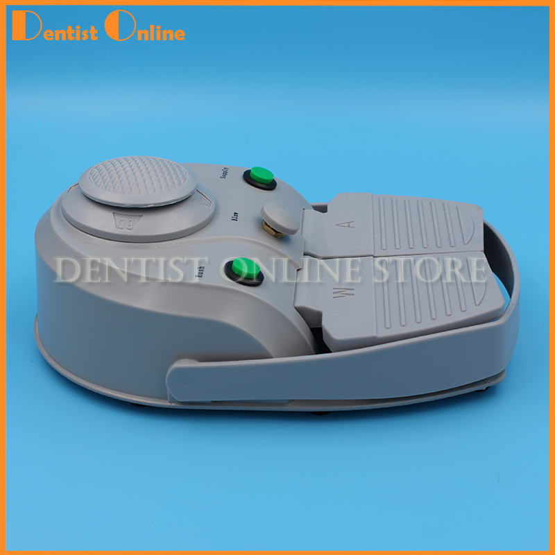 1PC Dental Luxury multi functional Composite foot controller foot pedal for dental chair unit spare parts accessories 4 holes ford cup viscometer precise paint viscosity cup ford flow cup 2 astm d1200
