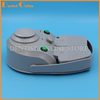 1PC Dental Luxury multi functional Composite foot controller foot pedal for dental chair unit spare parts accessories 4 holes