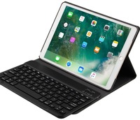 Kemile Portable Leather Case For IPad Pro 10 5 Inch Cover Wireless Aluminum Alloy Bluetooth Keyboard