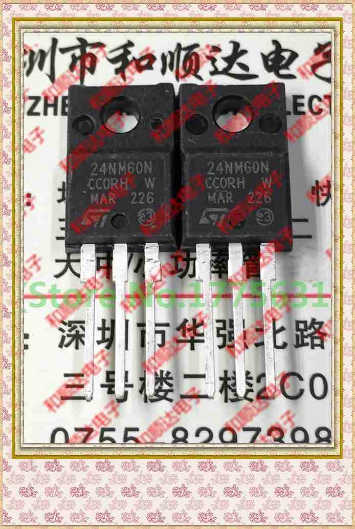 Цена STF24NM60N