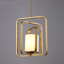 ФОТО postmodern personality creative iron pendant lights decorative dining room bedroom balcony nordic fashion designers lu80260