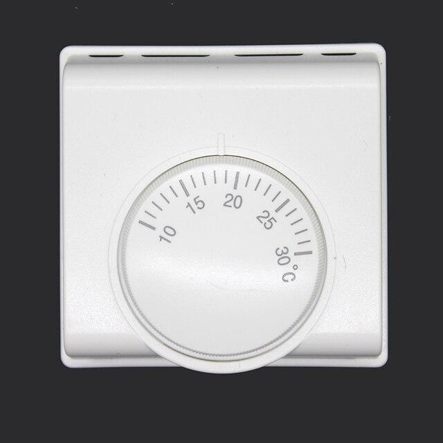 fußbodenheizung thermostat einstellen