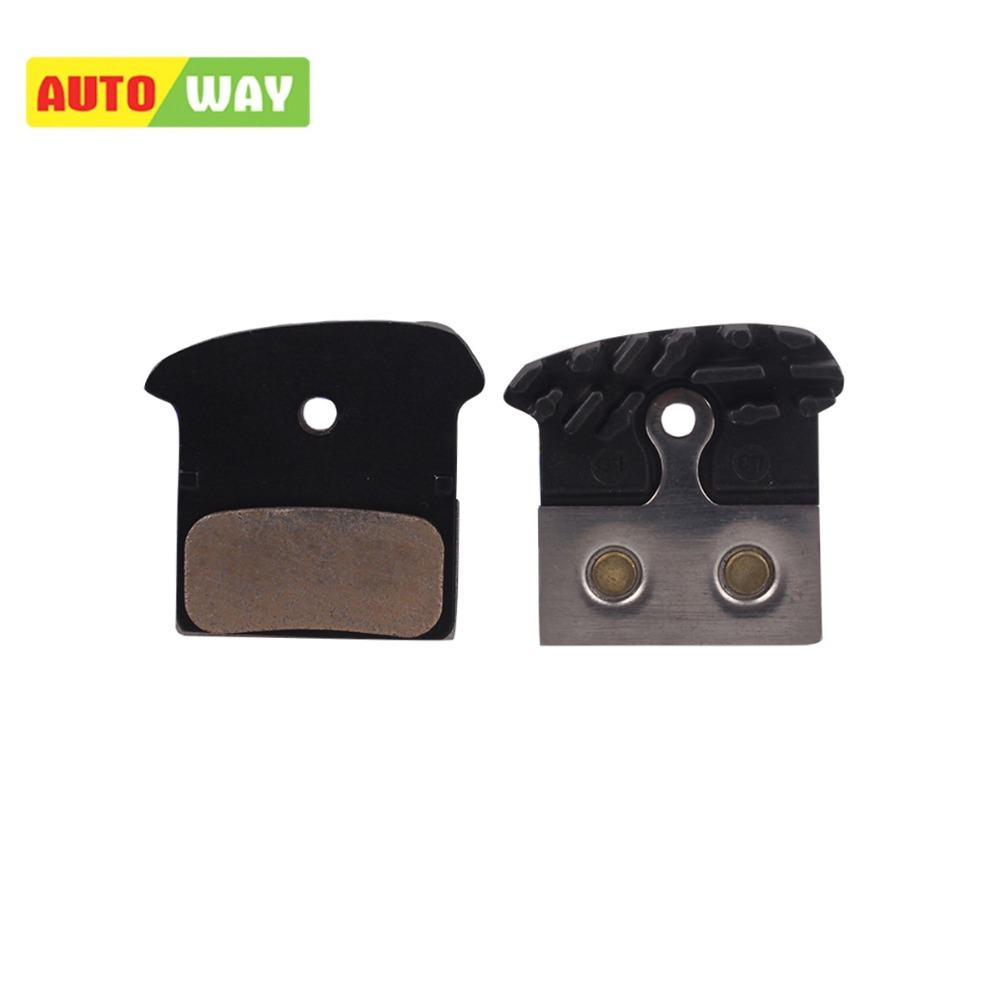 Brzdové destičky Autoway pro M785 / M960 / M615 / Deore XT / TR Kotoučové brzdové destičky / díly jízdních kol, Non-azbest