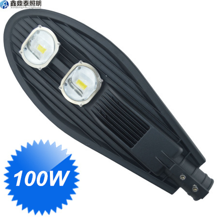 100 Вт уличный свет Встроенный светодиодный драйвер корпус Алюминий Street Освещение лампы 2 вел чип Уличные светильники