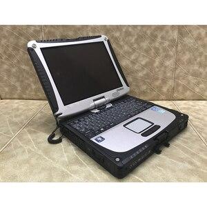 2020 alta calidad p-anasonic cf19 toughbook cf-19 Lapyop Intel i5 CPU 4gb RAM 320GB HDD con usb y wifi función ordenador pc