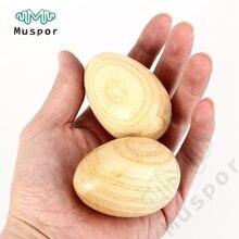 2 шт Деревянный Песок молоток яйцо детский музыкальный шейкер Orff инструмент пластиковый подарок на день рождения