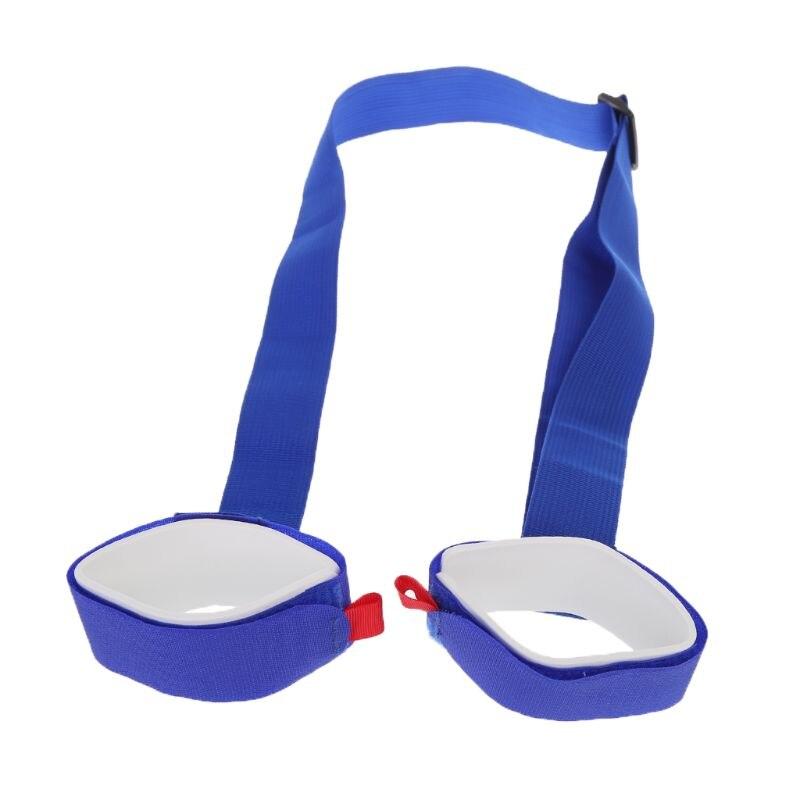 Adjustable Skiing Pole Shoulder Strap Carrier Handle Strap Bag Ski Snowboard Handbag