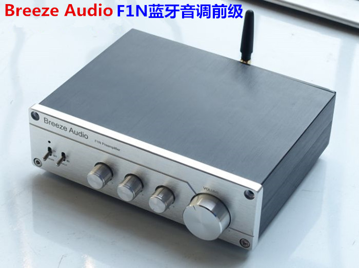 2018 Tuning preamp F1N amplifier Bluetooth 4.0 input and two RCA inputs 5532 or 49720 op amp