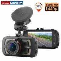 Car DVR Ambarella A12 Chip Car Camera 2560 1440P 30fps Video Recorder Dash Cam 170 Degree