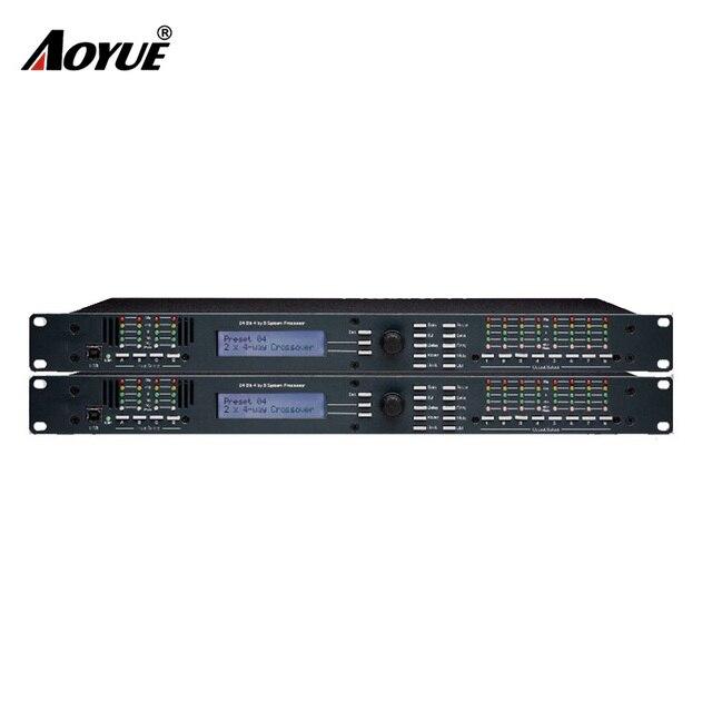 System 4.8sp Live Sound Digital Audio Processor  4 Input 8 Output driverack
