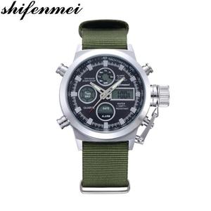 waterproof Wrist Watch Nylon S