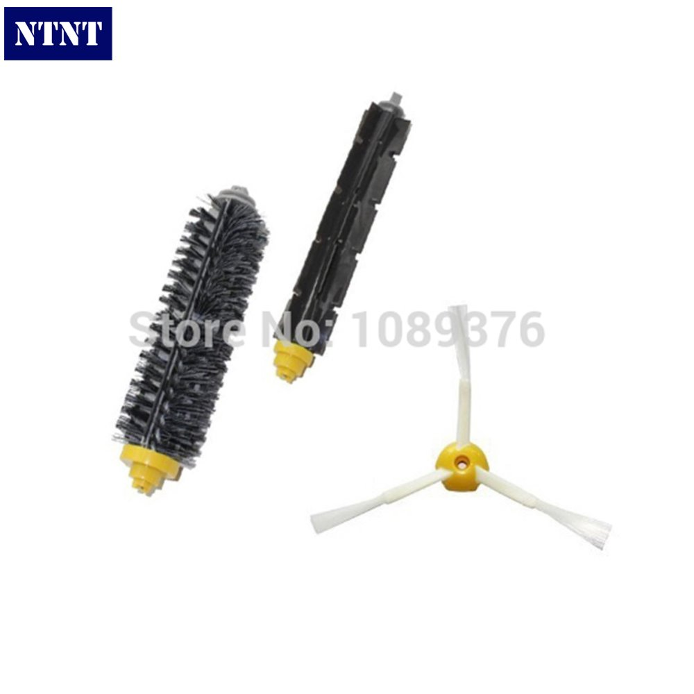 NTNT Free Post New Replacement For iRobot Roomba 700 760 770 780 Brush Bristle Brush and Flexible Beater Brush маршрутизатор беспроводной tp link td w8960n