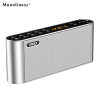 Q8 Bluetooth Speaker Portable Wireless High Definition Dual Speakers With Mic TF FM Radio USB Sound
