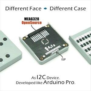 Image 3 - M5Stack yeni teklif! ESP32 açık kaynak yüz cep bilgisayar klavye/PyGamer/hesap makinesi Micropython için Arduino