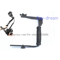 Camera Flash Bracket handle arm holder Grip stand for Canon Nikon all DSLR DC Multi Angle with comfortable Sponge Grip