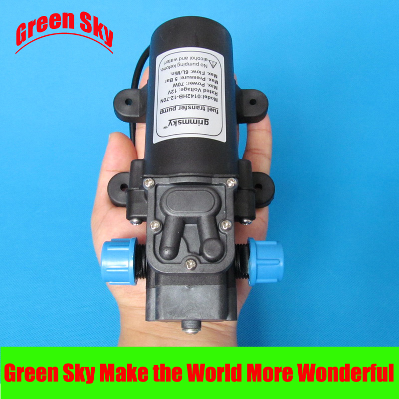 6L/Min DC 70W 12v electric oil pump manka care 110v 220v ac 50l min 165w small electric piston vacuum pump silent pumps oil less oil free compressing pump