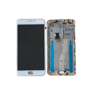 """Image 3 - 5.5"""" Original Axisinternational For Meizu M3 Note L681 L681H LCD Screen Display+Touch Panel Digitizer Frame NOT For M681"""