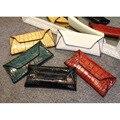 Alligator Pattern Small Purse Crocodile Women PU Bag Ladies Clutch Fashion Evening Bags for women Coin Purse Clutches