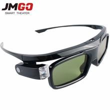 Universal 3D Active Shutter Glasses DLP Link 3D Glasses with battery For XGIMI H1 CC Aurora JmGO V8 J6S DLP 3D Emitter Projector