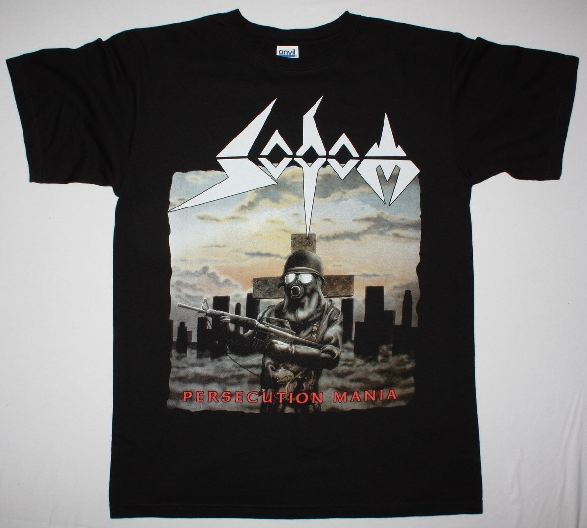 Persecution Mania T-shirt Herrenmode Sodom