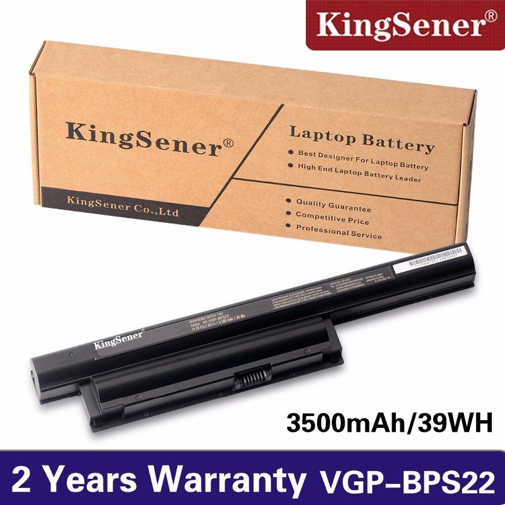 Japanese Cell KingSener VGP-BPS22 Laptop Battery for SONY VAIO VGP-BPS22A VPC-EA1 EA18 EA16 EA31 PCG-71212t 71211T 61211T 61212T japanese cell kingsener vgp bps22 laptop battery for sony vaio vgp bps22a vpc ea1 ea18 ea16 ea31 pcg 71212t 71211t 61211t 61212t