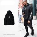 Kanye west Yeezy capuz sudadera hombre homens hoodie pablo suor homens palácio camisola anti social clube social
