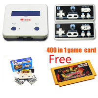 2016 Newest Video Game Console Subor D30 For 8 Bit Fc Nes Card TV Games 400