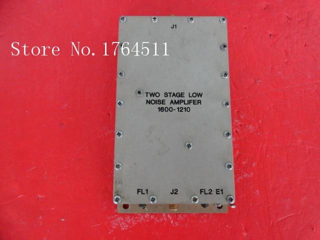 [BELLA] Supply 1600-1210 SMA Amplifier