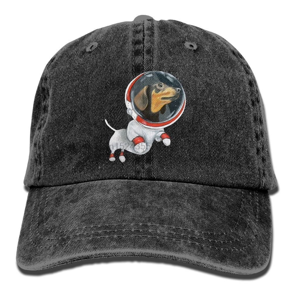 Rapture Galaxy Daschund Watercolor Dog Adult New Style Cowboy Hat Fast Color
