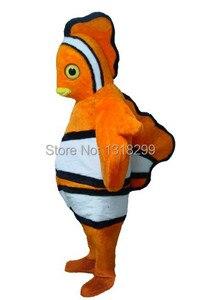 mascot Nemo Clown Fish mascot costume fancy dress custom fancy costume cosplay theme mascotte carnival costume