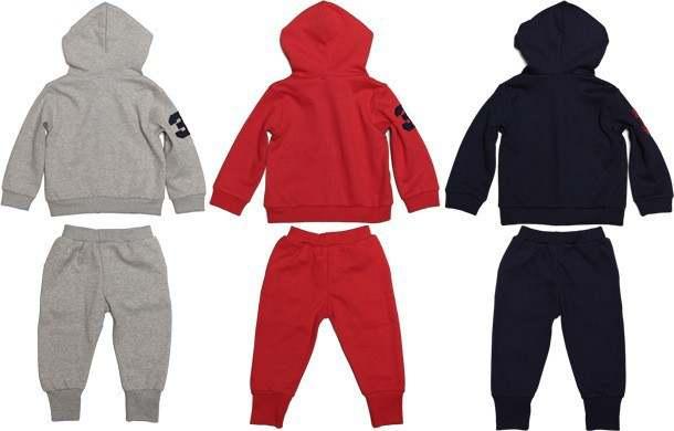 e0ac7e2656f7 Online Shop Hot Sale 2016 children 2pcs set Kids Baby Polos Suit Boys Girls  Long Sleeve Shirt + Pant Sport Clothes Hoodies Children Clothing