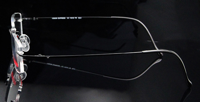 Titanium Flexible Rimless Eyeglass (10)
