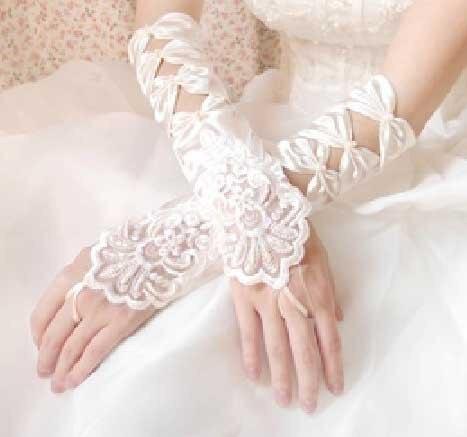 Кружевные красные, белые, женские, женские, для танцев, длинные перчатки, модные, вечерняя, оперная перчатка