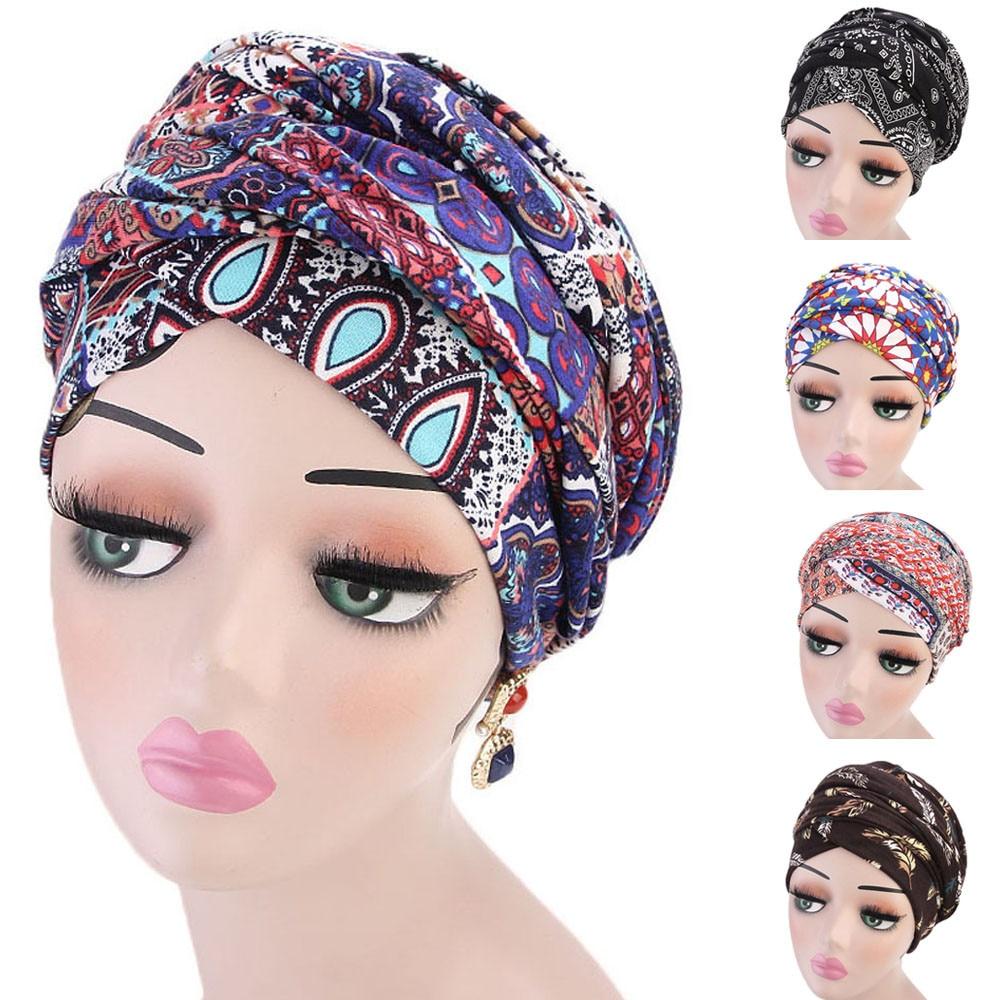 Scarfs For Ladies Muslim Scarves Casual Scarf Women Summer Cotton Women Scaves Turban Cap Muslim Hijab Wrap Head Scarf W416
