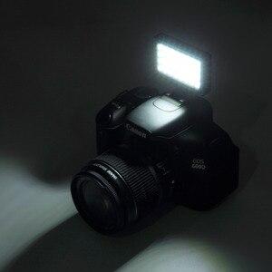 Image 2 - Mới Video 32 LED Intergrated Lấp Đầy Ánh Sáng Cho Điện Thoại Di Động Máy Ảnh Kỹ Thuật Số