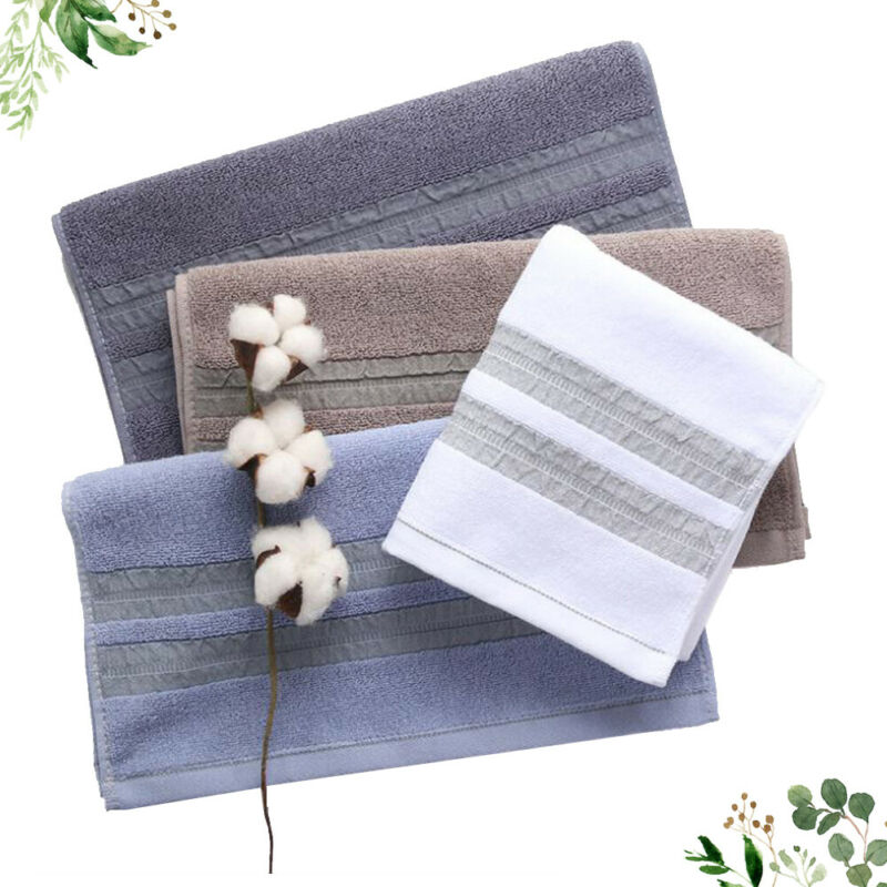 Fluffy Ultra Soft Towels 100/% Cotton Face Cloth Hand Bath Towel Sheet Luxury abs