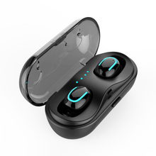 Aimitek q13s tws bluetooth 5.0 fone de ouvido mini twins sem fio estéreo fone de ouvido intra auricular caixa de carregamento com microfone para smartphones