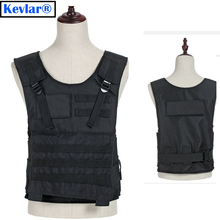 Colete Tatico Velado Kevlar Aramid Nivel 3 police tactical vest bulletproof plate carrier gilet tactique gendarmerie body armor