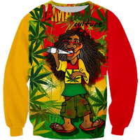 Cosmos Men sweatshirt 3 Mens Shirt Harajuku Print Rock Hip Hop Bob singer Marley Reggae Clothing streetwear 1