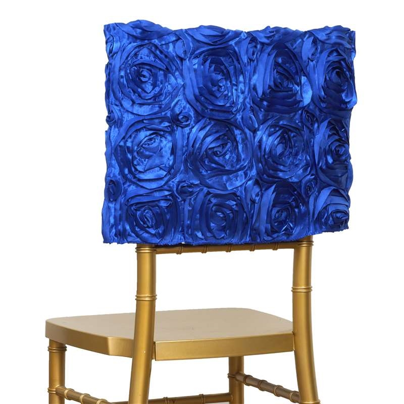 Marious Big Discount 100pcs rosette sashes for chair