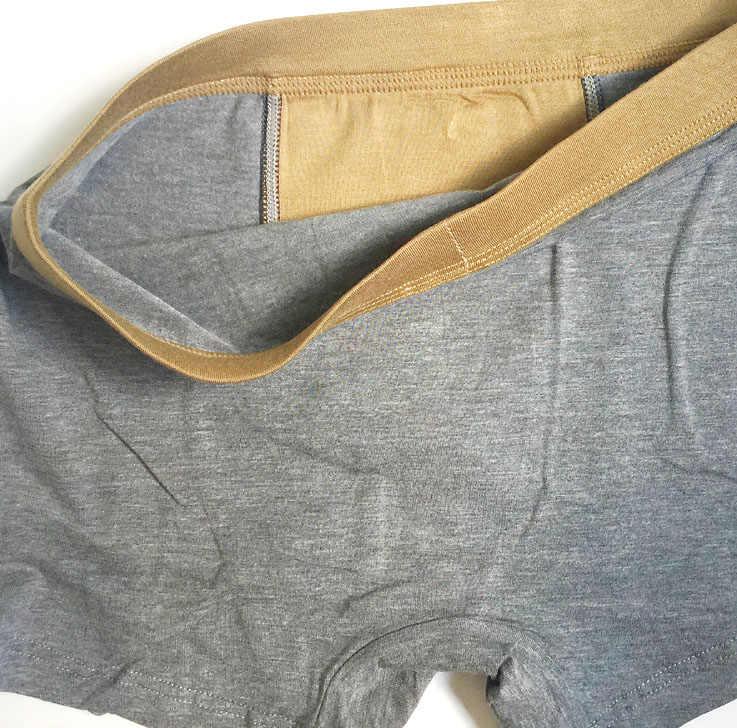 PEAJOA Nova Lista de Alta qualidade de Fibra de Bambu Cueca Boxer Shorts Dos Homens cuecas Sexy Plus Size Calcinha Masculinos Homme Roupa Interior Macio