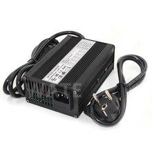 14.6 ボルト 4A LiFePO4 充電器 12 ボルト 20Ah 4 s LFP バッテリーアルミケース充電器ファン
