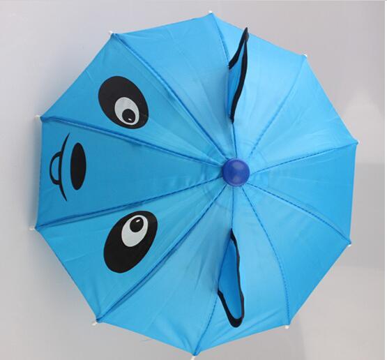 1pcs Umbrella Rain Coat Doll Clothes for18inch American Girl Dolls Zapf Baby Born Dolls Accessories