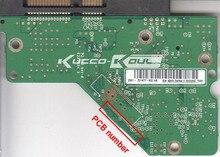 HDD PCB логика совета 2060-701477-003 REV для WD 3.5 SATA ремонта жесткий диск восстановления данных